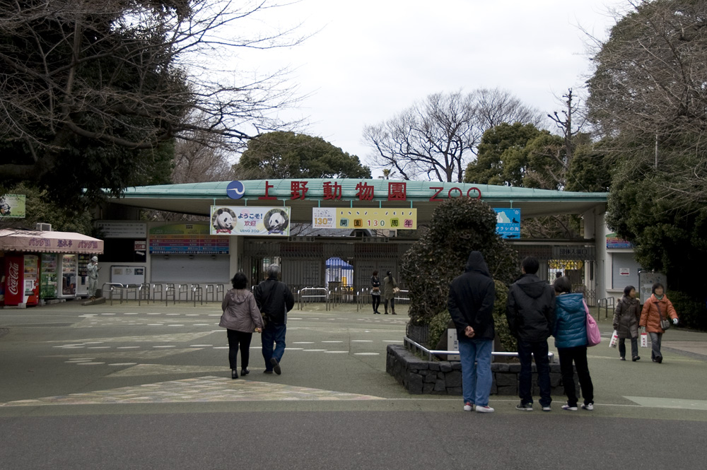 上野動物園休園日