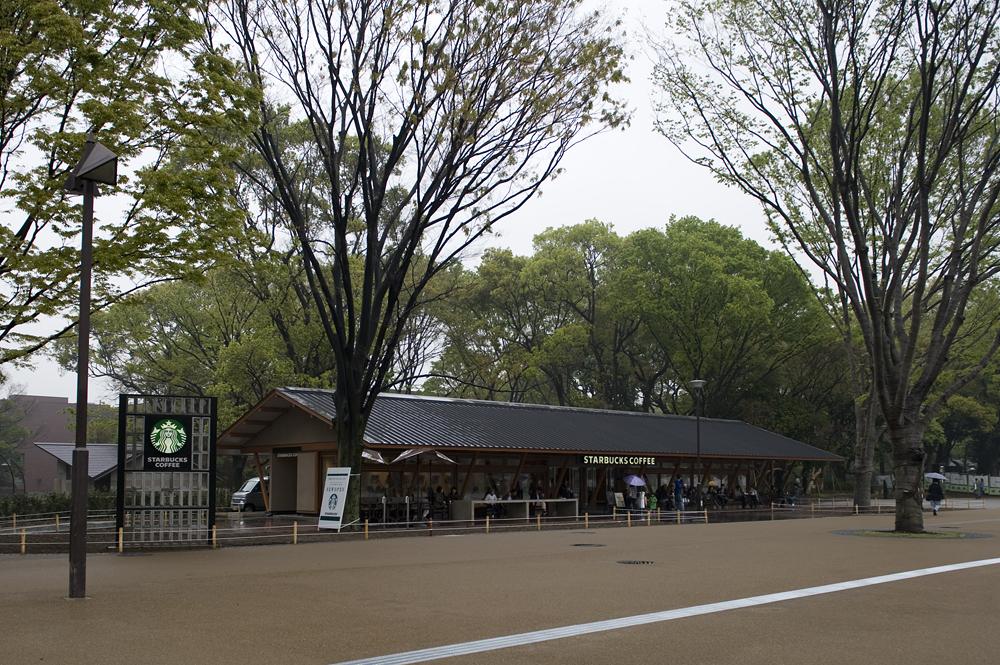 スターバックスコーヒー 上野店