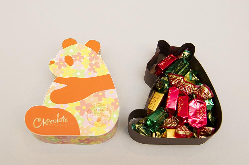 チョコレート展限定チョコ