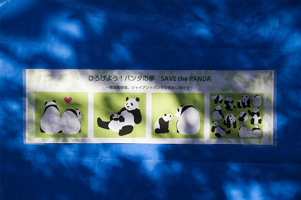 広げようパンダの夢