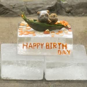 リーリー賞のケーキ